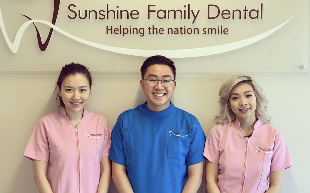 Welcome to Sunshine Family Dental